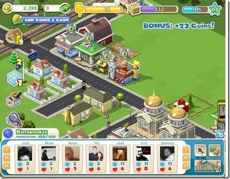 Städte Bauen Spiele